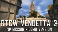 RtCW Singleplayer Mission Vendetta 2