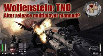 Wolfenstein: TNO - After release multiplayer planned?