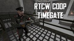 RtCW Cooperative - Timegate