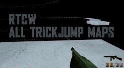 Completing ALL RtCW Trickjump Maps