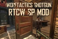 WolfTactics Shotgun for RTCW SP v1.1