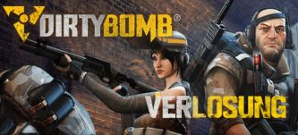 Win a beta key of Dirty Bomb!