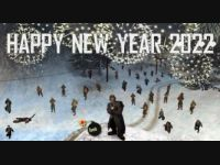 Happy New Year and stay healthy