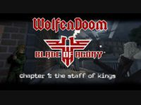 WolfenDoom - Blade of Agony C1