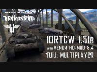 ioRtCW v1.51b Multiplayer & Venom Mod 5.4
