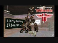 17th anniversary of RtCW