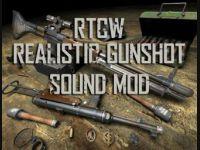 Realistic Gunshot Sound Mod